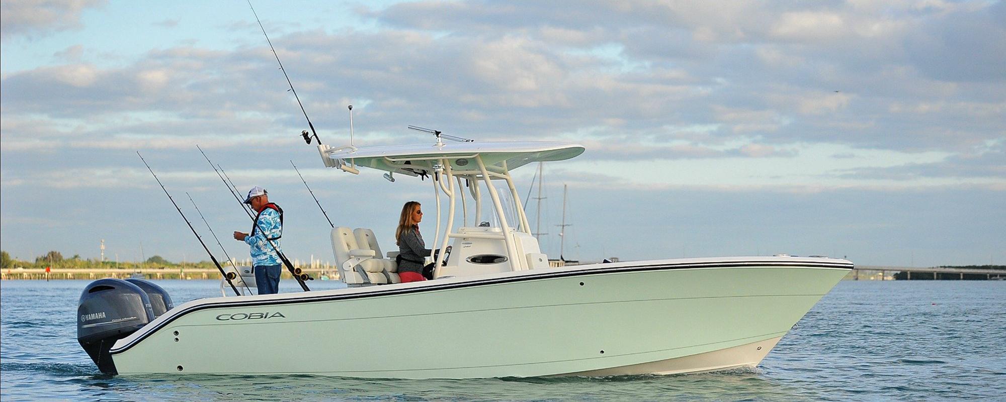 cobia boats center console for sale ohio