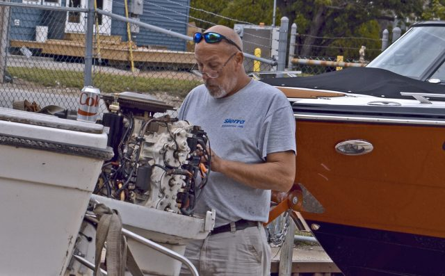 tony kelly boat repair and service ohio