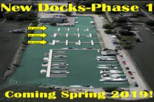 Marina & Dockage in Port Clinton, Ohio | Pier 53 Marine, Catawba