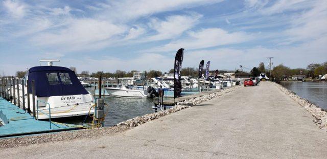 pier 53 marine boats
